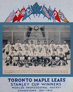 1931-32Toronto