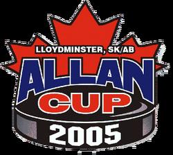 2005 Allan Cup