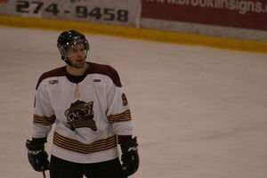Thunder Bay Bearcats Mitch Marostica