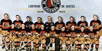 1936–37 Chicago Black Hawks season