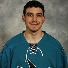 Matt nieto sharks