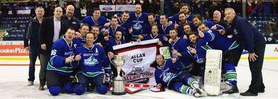 2015 Allan cup champions
