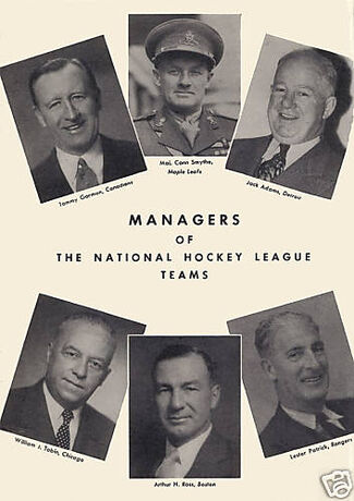 NHLmanagers1944