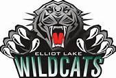 Elliot Lake Wildcats logo