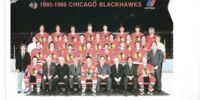 1985–86 Chicago Black Hawks season