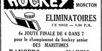 1954-55 Maritimes Senior Playoffs