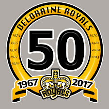 Deloraine Royals 50th