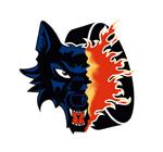 Grenoble Bruleurs de loups logo