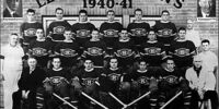 1940–41 Montreal Canadiens season