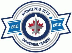 Winnipeg Jets Inaugural Logo