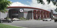 Centre d' Excellence Sports Rousseau