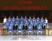 1979-80 Quebec Nordiques team photo