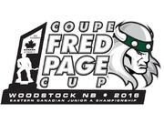 2016 Fred Page Cup Logo