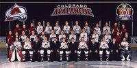 1995–96 Colorado Avalanche season