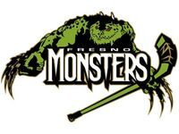 Fresno monsters logo