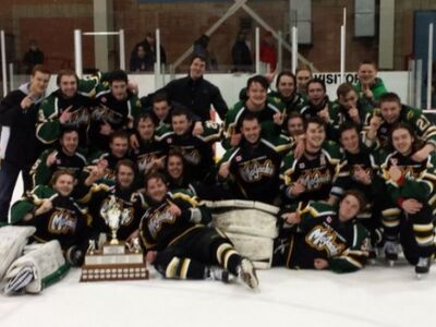 2016 COJCHL champs Port Perry Mojacks