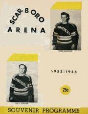 1953-54 Scarboro Rangers