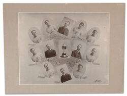 Hockey - 1903-04 Beechgrove Frontenacs OHA Junior Champions