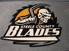 Steele County Blades logo