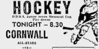 1953-54 Ottawa District Junior Playoffs