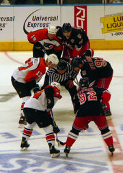 Rangers vs Flyers 2007 1