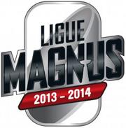 Ligue Magnus 2013-2014