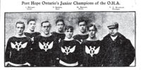 1905-06 OHA Junior Season