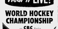 1958 World Hockey Championship