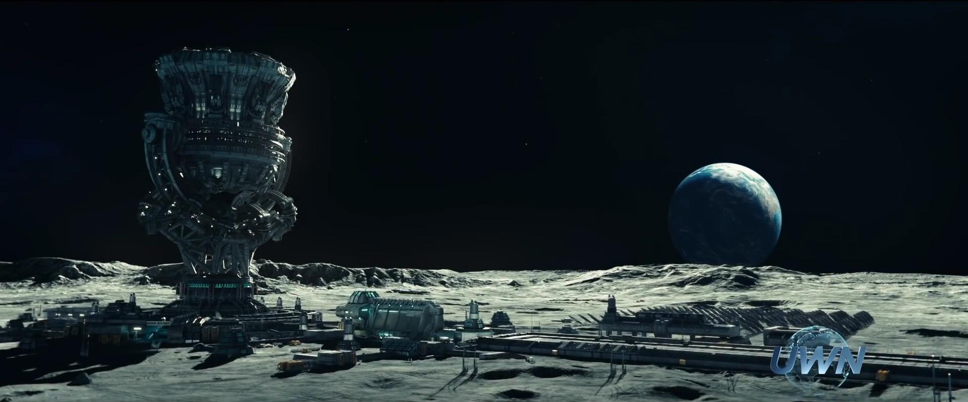 moon base or mars base - photo #30