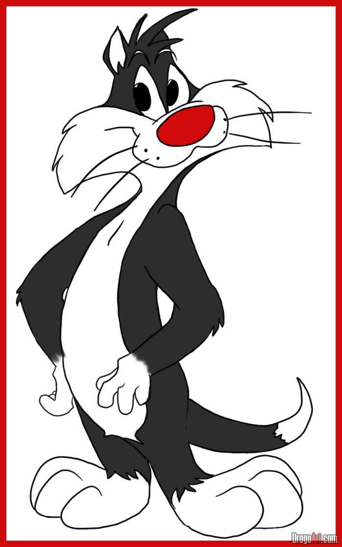 Sylvester the Cat Warner Bros Animation Wiki FANDOM - dinocro.info