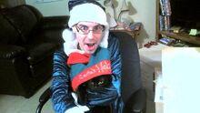 Santa Helpher and hiss asst.