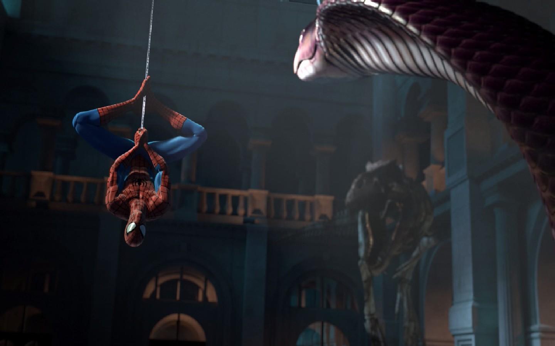Spider man Shattered Dimensions 2 Idea Wiki Fandom