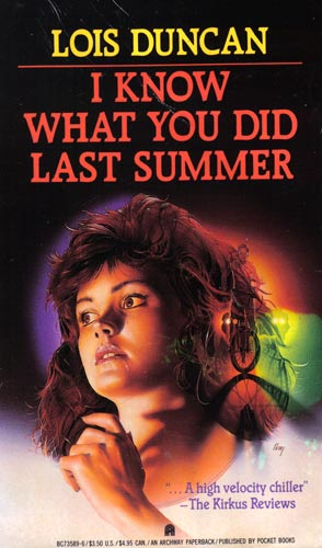 an overview of the novel i know what you did last summer Download the app and start listening to i know what you did last summer today know their thoughts, and make what did i think of the book it's summer and i.