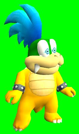 Larry Koopa | Fantendo - Nintendo Fanon Wiki | Fandom powered by Wikia