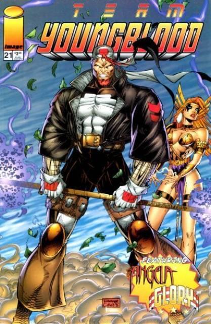 Team Youngblood Vol 1 21 | Image Comics Database | Fandom powered ...