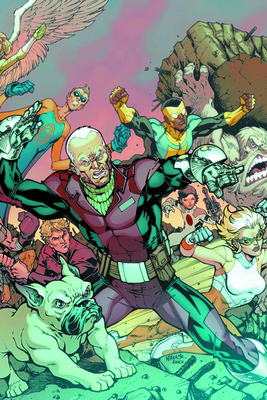 Resultado de imagem para image comics guardians of the globe