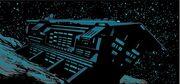 Viltrumite Warship (Invincible) 001