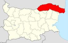 Krakozhia map