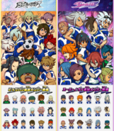 Galaxy game difference Official Site