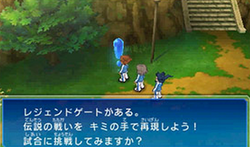 Legend Gate game