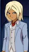 Gouenji Shuuya in Galaxy episode 1HQ