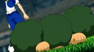 Morimura tripped by Sakura