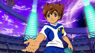 Tenma offering a hand to Ozrock EP43 HQ