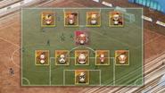 Sandorius formation Galaxy 23 HQ