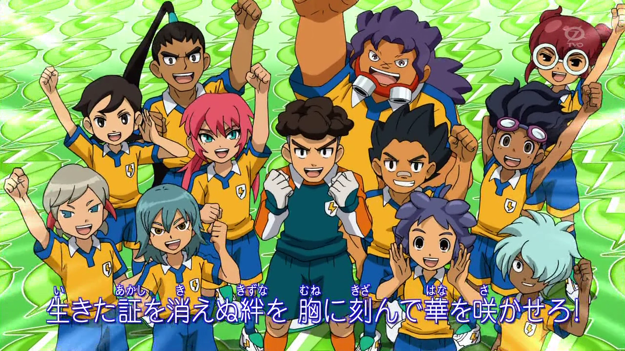 Raimon inazuma eleven go galaxy wiki fandom powered by wikia - Inazuma eleven galaxy ...