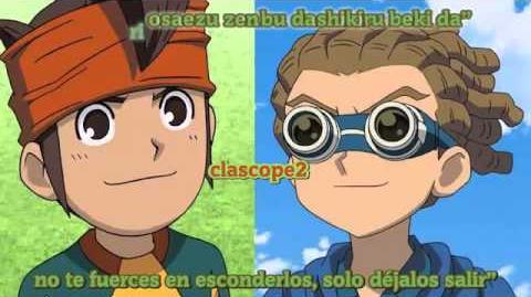 Inazuma Eleven GO Endou y Kidou Suki Dakara! Sub Español