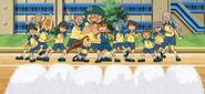 Raimon getting excited for onigiri