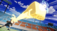 Endou blocking with Head IE 54 HQ