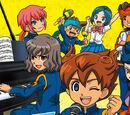 Inazuma Eleven GO Character Song Original Album