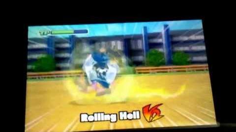 Rolling Hell - Inazuma Eleven 3 Lightning Bolt